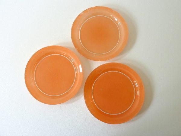 Assiettes Duralex Pastel