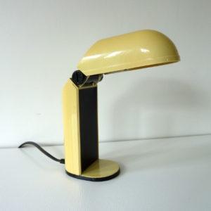 Lampe pliante beige