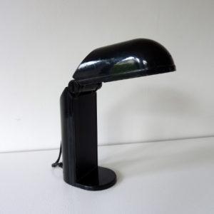 Lampe pliante noire