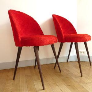 fauteuils cocktail