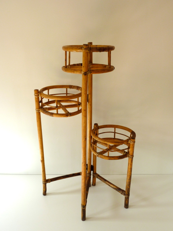 porte plantes rotin feeb 39 s little shop. Black Bedroom Furniture Sets. Home Design Ideas