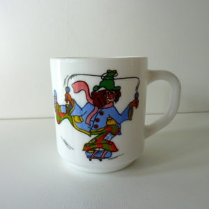 Tasse clown