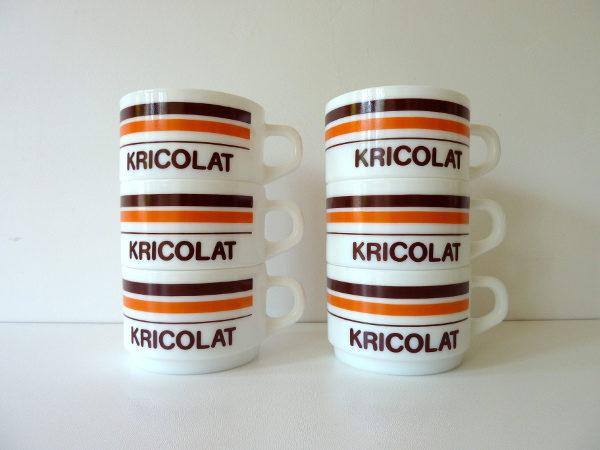 Tasses Kricolat