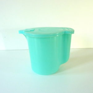 Verseuse Tupperware bleue