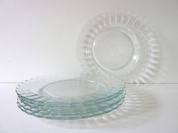 assiette plate duralex