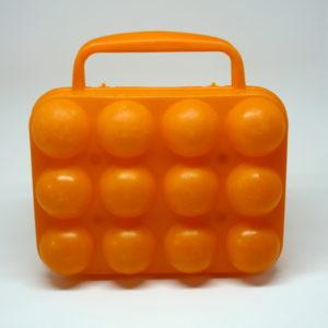 boite à oeufs orange