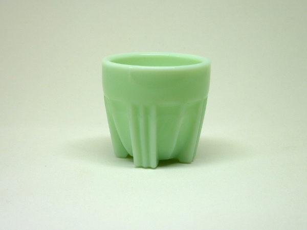 coquetier opaline mint