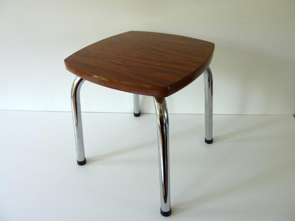 petit tabouret formica feeb 39 s little shop. Black Bedroom Furniture Sets. Home Design Ideas