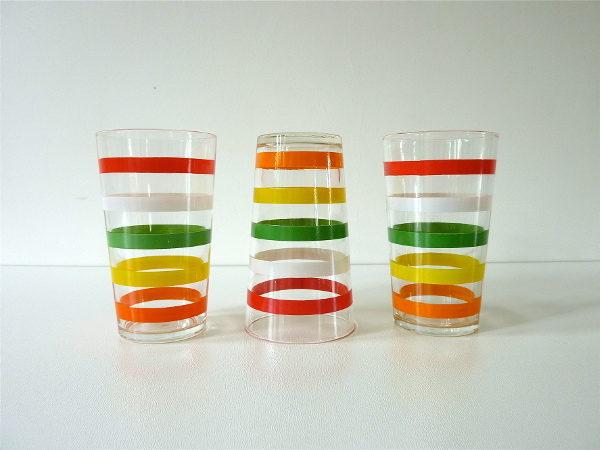 3 verres rayures multico