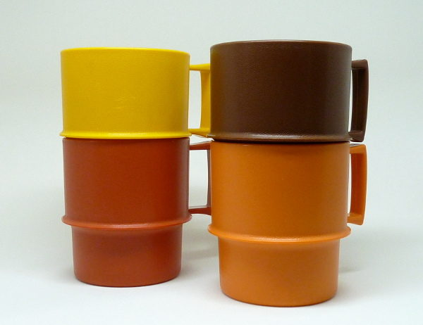 Mugs tupperware