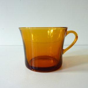 Tasses à thé Ambre