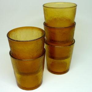 verres Sierra ambre