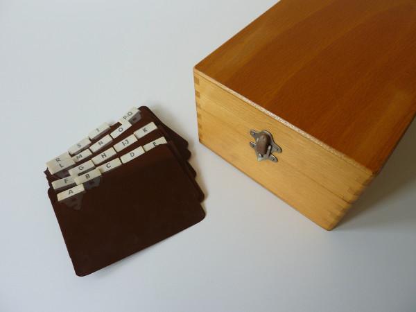 boite fiches 2 feeb 39 s little shop. Black Bedroom Furniture Sets. Home Design Ideas