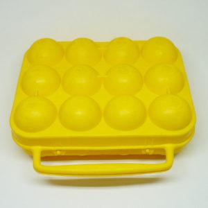 boite oeufs jaune