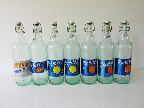 bouteilles pschitt