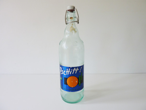 bouteille pschitt orange