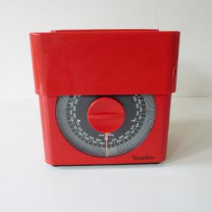 balance terraillon rouge