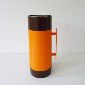 thermos aladdin orange