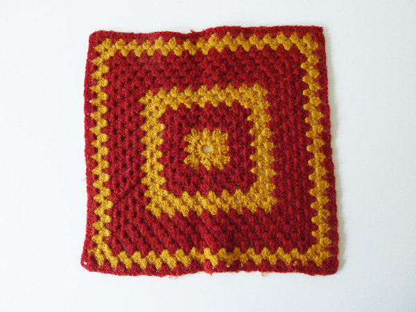 Carré crochet