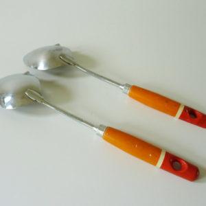 Cuillère doseuse orange Prestige