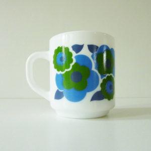 Mug Lotus bleu