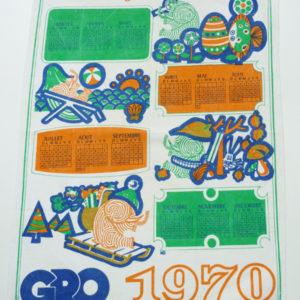 Torchon 1970