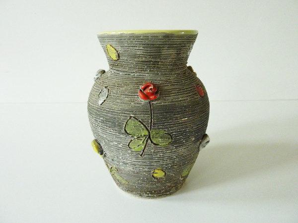 vase petites roses