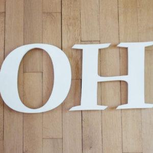 lettres enseigne moyennes mots