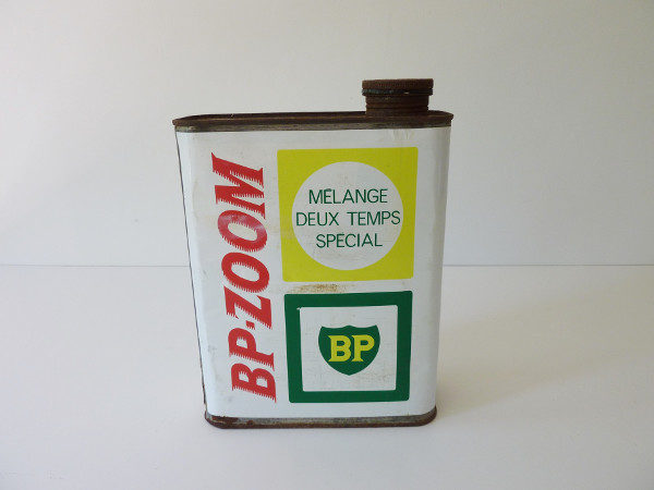 Bidon huile BP