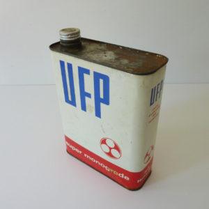 Bidon huile UFP