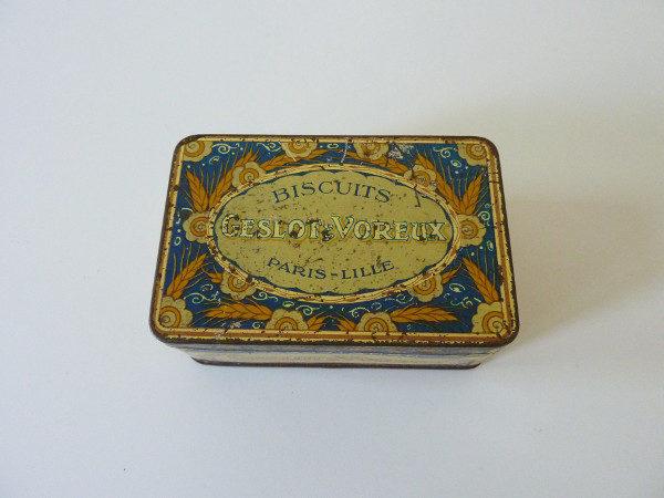 Biscuits Geslot et Voreux