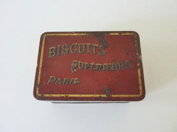 Biscuits supérieurs Paris