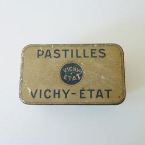 Boite Pastilles Vichy
