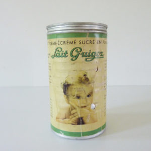 Boite lait Guigoz