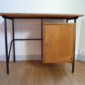 bureau-bois-vintage