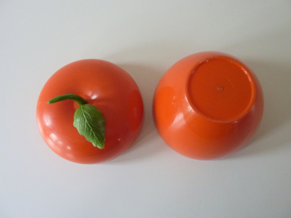 pomme gla ons orange feeb 39 s little shop. Black Bedroom Furniture Sets. Home Design Ideas