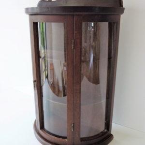 vitrine bois ancienne