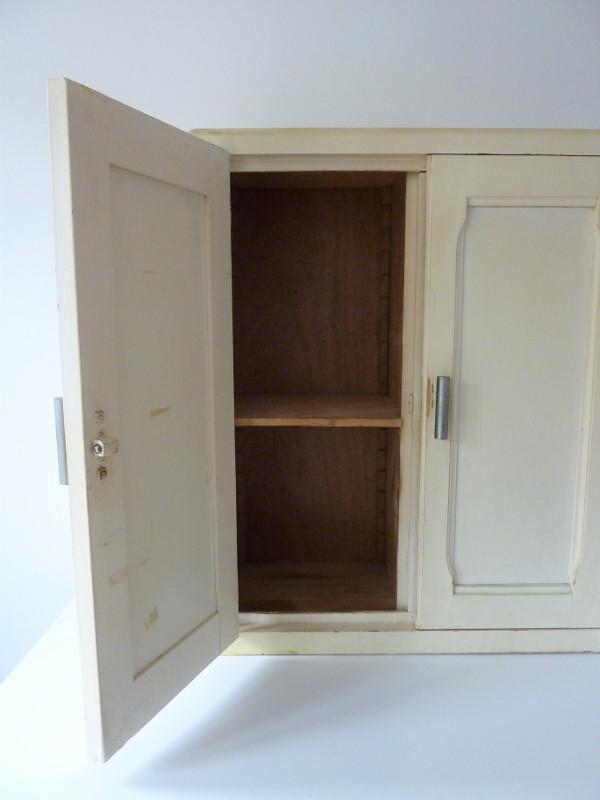 Petit meuble bois feeb 39 s little shop for Petit meuble salle de bain bois