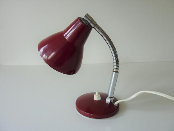 lampe bras flexible vintage