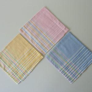 mouchoirs vintage