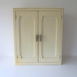 petit meuble bois peint