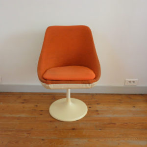 fauteuil Joe Colombo orange