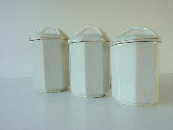 pots anciens vintage