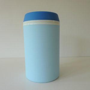 Glacière Mobil bleue