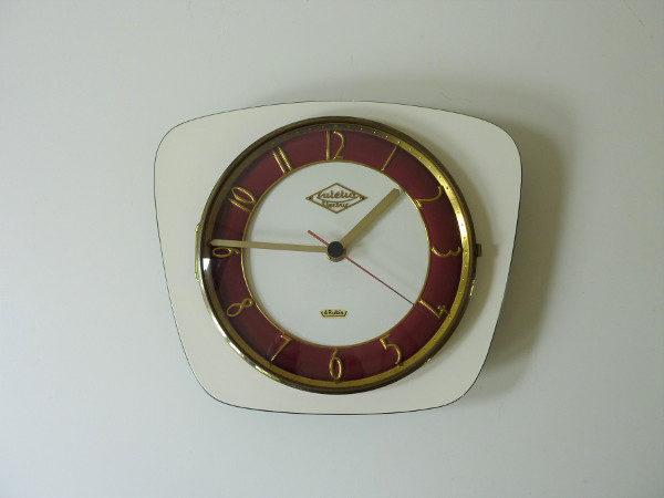 horloge murale formica