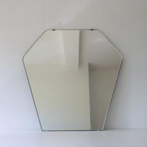 miroir biseauté années 60