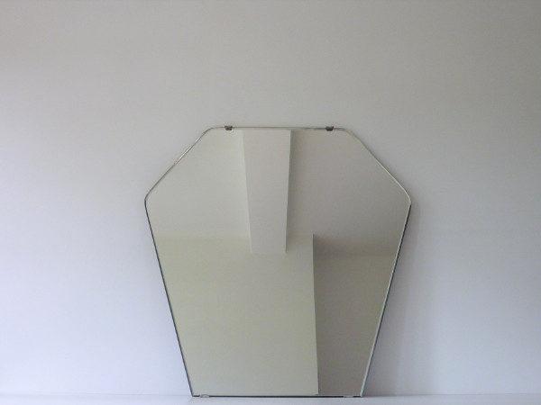 miroir losange biseauté années 60