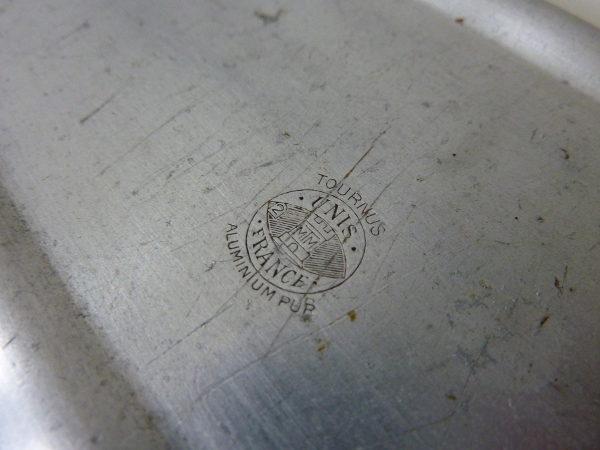 porte ustensiles ancien aluminium tournus