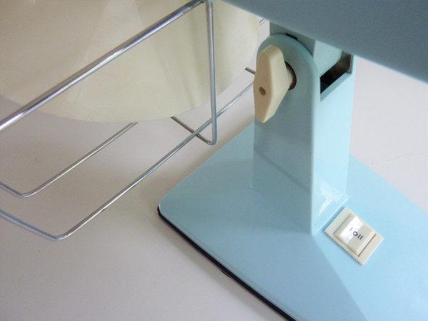 ventilateur calor vintage plastique