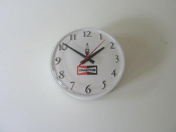 horloge murale calor champion vintage